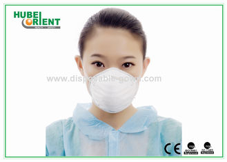 Splash Proof Hospital Disposable Face Mask For Sickness Dentists